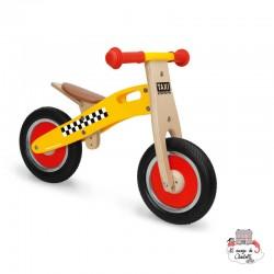 Balance Bike Taxi (SMALL) - SCR-6181437 - Scratch - Balance Bike - Le Nuage de Charlotte