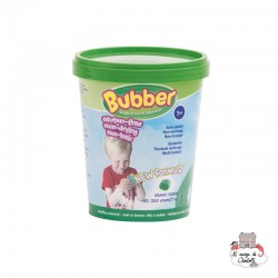 Bubber Arctic White (200g) - RPL-890140010 - Relevant Play - Sand and Playdough - Le Nuage de Charlotte