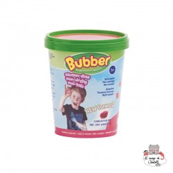 Bubber Cobblestone Red (200g) - RPL-890140300 - Relevant Play - Sand and Playdough - Le Nuage de Charlotte