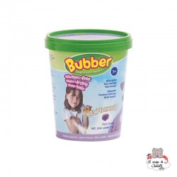 Bubber Petal Purple (200g) - RPL-890140500 - Relevant Play - Sand and Playdough - Le Nuage de Charlotte