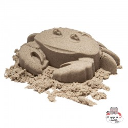 Kinetic Sand (2,5 kg) - RPL-890150301 - Relevant Play - Sand and Playdough - Le Nuage de Charlotte