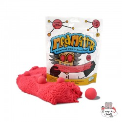 Mad Mattr red (283g) - RPL-890210300 - Relevant Play - Sand and Playdough - Le Nuage de Charlotte