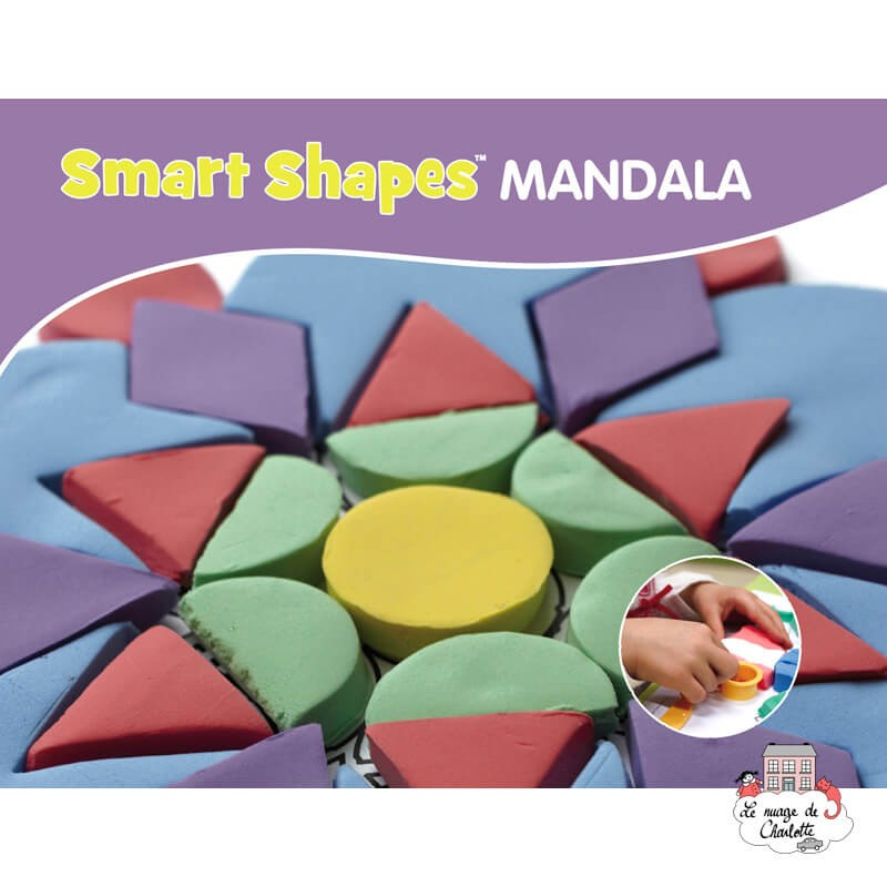 Relevant Play Smart Shapes MANDALA