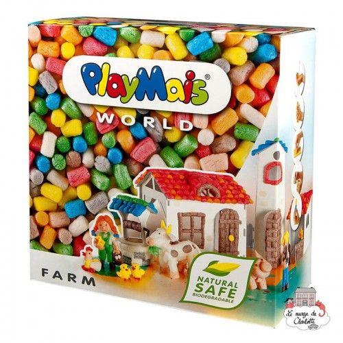 PlayMais WORLD Farm - PLM-160012 - PlayMais - Stickers - Le Nuage de Charlotte