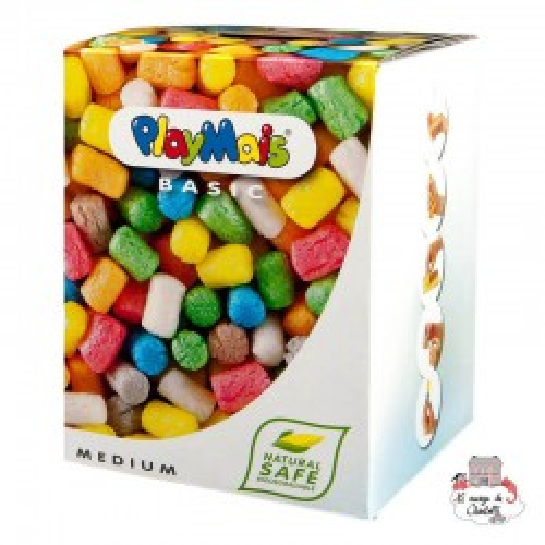 PlayMais BASIC Medium - PLM-160024 - PlayMais - Stickers - Le Nuage de Charlotte