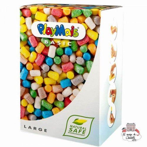 PlayMais BASIC Large - PLM-160025 - PlayMais - Stickers - Le Nuage de Charlotte