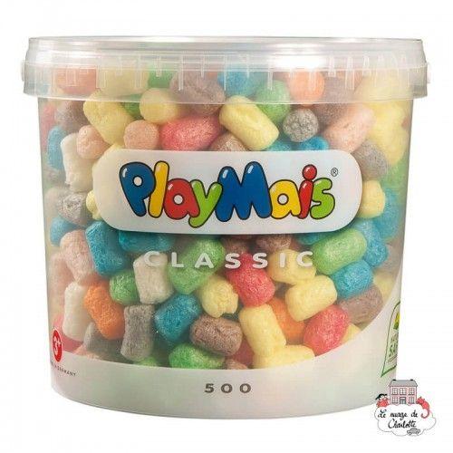 PlayMais CLASSIC 500 - PLM-160026 - PlayMais - Stickers - Le Nuage de Charlotte