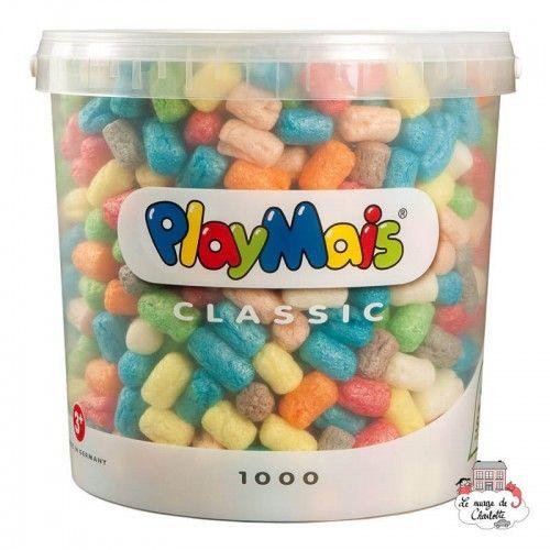 PlayMais CLASSIC 1000 - PLM-160027 - PlayMais - Stickers - Le Nuage de Charlotte