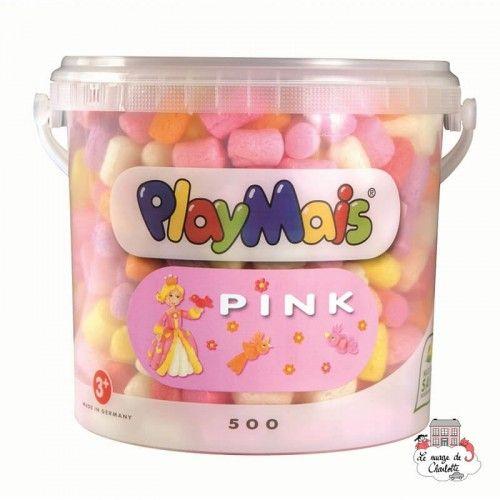 PlayMais PINK 500 - PLM-160048 - PlayMais - Stickers - Le Nuage de Charlotte