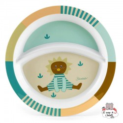 Plate - Leo the Lion - STE-6821623 - Sterntaler - Eat and Drinks - Le Nuage de Charlotte