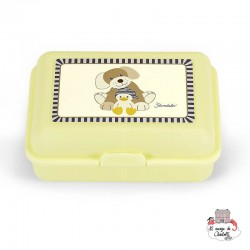 Lunch Box - Hanno the Dog - STE-6911619 - Sterntaler - Eat and Drinks - Le Nuage de Charlotte