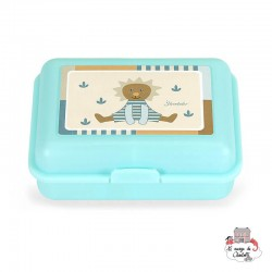 Lunch Box - Leo the Lion - STE-6911623 - Sterntaler - Eat and Drinks - Le Nuage de Charlotte