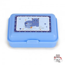 Lunch Box - Norbert the Hippopotamus - STE-6911620 - Sterntaler - Eat and Drinks - Le Nuage de Charlotte