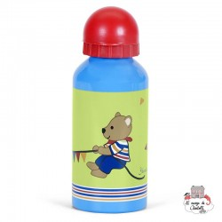 Water Bottle - Ben the Pooh - STE-6921506 - Sterntaler - Eat and Drinks - Le Nuage de Charlotte