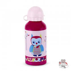 Water Bottle - Emily the Owl - STE-6921621 - Sterntaler - Eat and Drinks - Le Nuage de Charlotte