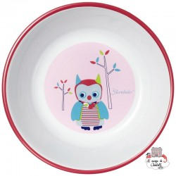 Bowl - Emily the Owl - STE-6831621 - Sterntaler - Eat and Drinks - Le Nuage de Charlotte
