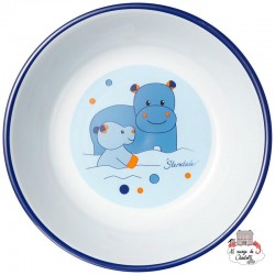 Bowl - Norbert the Hippopotamus - STE-6831620 - Sterntaler - Eat and Drinks - Le Nuage de Charlotte