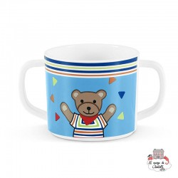 Cup with Handles - Ben the Pooh - STE-6841506 - Sterntaler - Eat and Drinks - Le Nuage de Charlotte