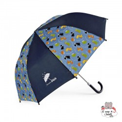 Umbrella Night Blue - STE-5651651/366 - Sterntaler - Umbrella - Le Nuage de Charlotte