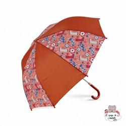 Umbrella Coral - STE-5651653/736 - Sterntaler - Umbrella - Le Nuage de Charlotte