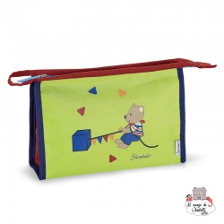 Toiletry Bag - Ben the Pooh - STE9631506 - Sterntaler - Bathroom Accessories - Le Nuage de Charlotte
