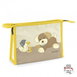 Toiletry Bag - Hanno the Dog - STE9631619 - Sterntaler - Bathroom Accessories - Le Nuage de Charlotte