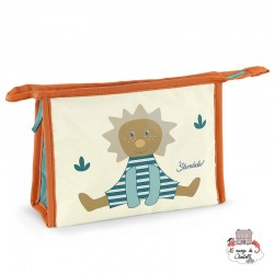 Toiletry bag - Leo the Lion - STE9631623 - Sterntaler - Bathroom Accessories - Le Nuage de Charlotte
