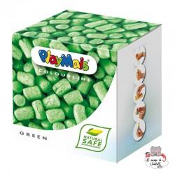 PlayMais BASIC Green - PLM-160031 - PlayMais - Stickers - Le Nuage de Charlotte