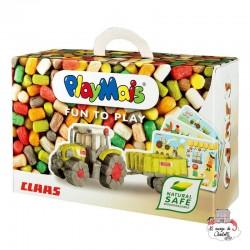 PlayMais FUN TO PLAY Claas - PLM-160163 - PlayMais - Stickers - Le Nuage de Charlotte