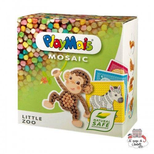 PlayMais MOSAIC Little Zoo - PLM-160180 - PlayMais - Stickers - Le Nuage de Charlotte
