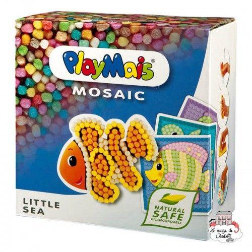 PlayMais MOSAIC Little Sea - PLM-160181 - PlayMais - Stickers - Le Nuage de Charlotte