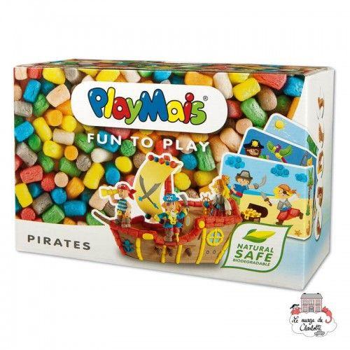 PlayMais FUN TO PLAY Pirates - PLM-160251 - PlayMais - Stickers - Le Nuage de Charlotte