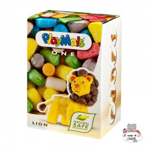 PlayMais ONE Lion - PLM-160036 - PlayMais - Stickers - Le Nuage de Charlotte