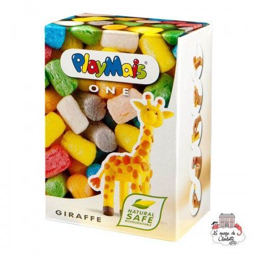PlayMais ONE Giraffe - PLM-160037 - PlayMais - Stickers - Le Nuage de Charlotte