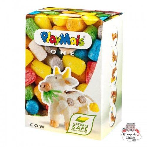 PlayMais ONE Cow - PLM-160038 - PlayMais - Stickers - Le Nuage de Charlotte