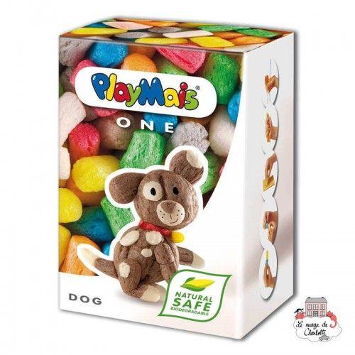 PlayMais ONE Dog - PLM-160248 - PlayMais - Stickers - Le Nuage de Charlotte