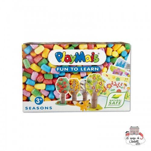 PlayMais FUN TO LEARN Seasons - PLM-160371 - PlayMais - Stickers - Le Nuage de Charlotte