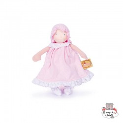 Coco Doll in Night Dress - BON-5063101 - Bonikka - Rag Dolls - Le Nuage de Charlotte