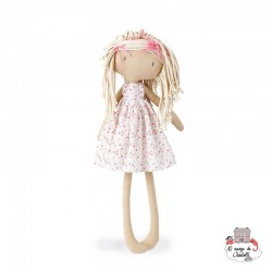 Doll Chi-Chi Collection Kelsey (M) - BON-5063302 - Bonikka - Rag Dolls - Le Nuage de Charlotte
