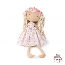 Doll Chi-Chi Collection Kelsey (S) - BON-5063303 - Bonikka - Rag Dolls - Le Nuage de Charlotte