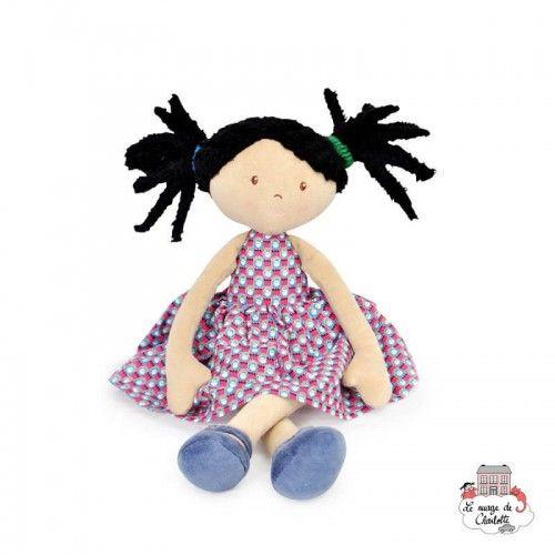 Doll Debutantes Leota - BON5063304 - Bonikka - Rag Dolls - Le Nuage de Charlotte