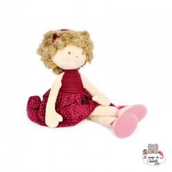 Poupée Debutantes Lola - BON5063305 - Bonikka - Poupées de chiffon - Le Nuage de Charlotte