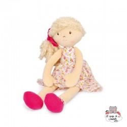 Poupée Debutantes Rosemary - BON5063306 - Bonikka - Poupées de chiffon - Le Nuage de Charlotte