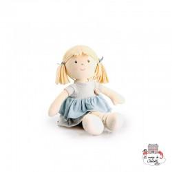 Doll All Natural Neva - BON5063307 - Bonikka - Rag Dolls - Le Nuage de Charlotte