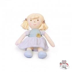 Doll All Natural Li'l Neva - BON5063310 - Bonikka - Rag Dolls - Le Nuage de Charlotte