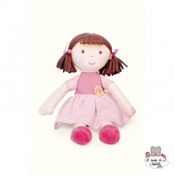 Doll All Natural Li'l Brook - BON-5063312 - Bonikka - Rag Dolls - Le Nuage de Charlotte