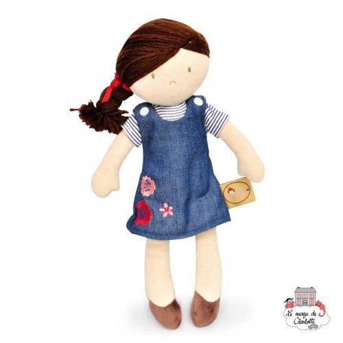 Doll Sweeties Ruby - BON-5063314 - Bonikka - Rag Dolls - Le Nuage de Charlotte
