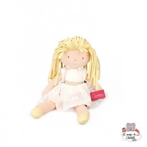 Doll Sweeties Pearl - BON5063315 - Bonikka - Rag Dolls - Le Nuage de Charlotte