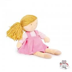 Doll Sweeties Rose - BON-5063316 - Bonikka - Rag Dolls - Le Nuage de Charlotte