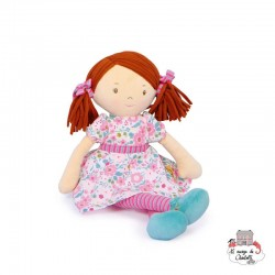Doll Dames Katy - BON5063324 - Bonikka - Rag Dolls - Le Nuage de Charlotte